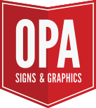 OPA Signs Graphics